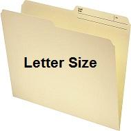 Best Value Letter File Folders