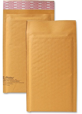 Cushioned Bubble Mailers