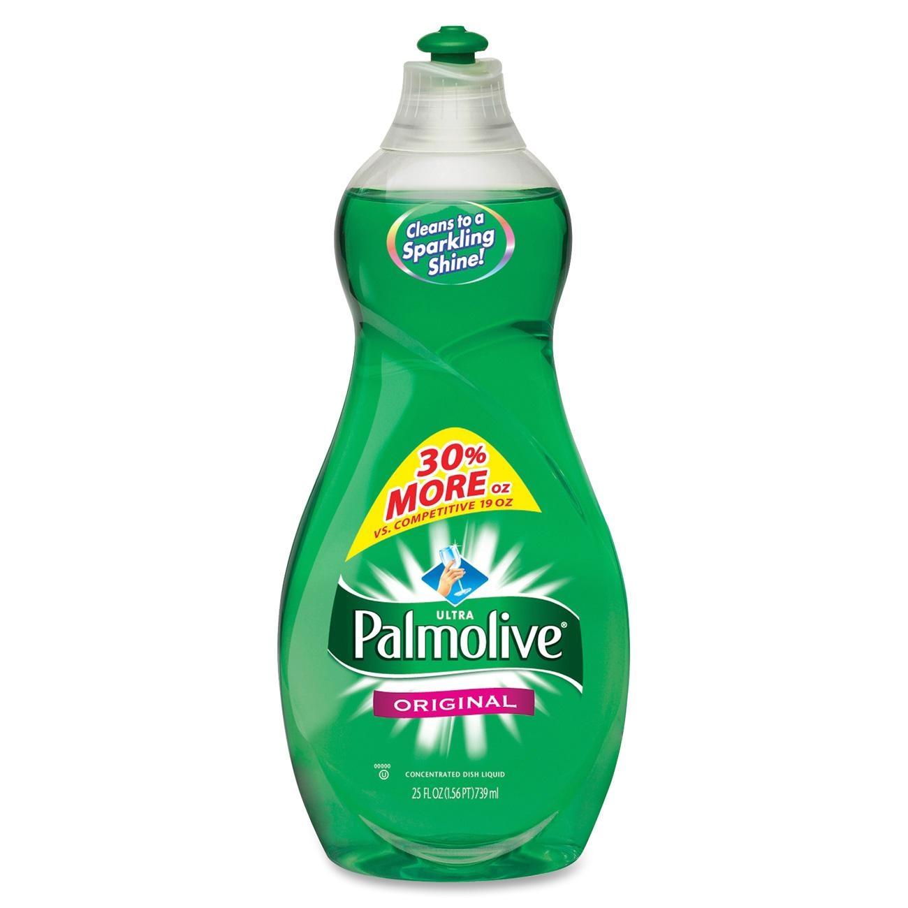 Palmolive Antibacterial Dishwashing Detergent