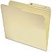 House Brand Reversible File Folder - Legal - 9.5 pt. Folder Thickness - Manila - Recycled - 100 / Box