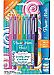 Paper Mate Flair Candy Pop Pens - Medium Pen Point Type - Felt Tip - 12 / Pack