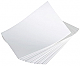 """Letter Size - 8 1/2"""" x 11"""" - 20 lb Basis Weight - 0% Recycled Content - 98 Brightness - 5000 / Carton - White"""