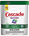 Cascade Platinum Dishwasher Detergent Pods With The Grease Fighting Power Of Dawn 92 pods/ box