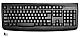 Kensington Pro Fit Washable Wireless Keyboard - Wireless Connectivity - RF - USB Interface - Computer - Black