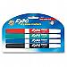 Sanford Expo Low-Odor Dry Erase Fine Tip Markers - Fine Marker Point - 4 / Set