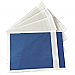 """3M Non-Printed Packing SlipEnvelopes - Packing List - 5 1/2"""" Width x 4 1/2"""" Length - Self-sealing - 1000 / Box - Clear"""