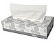 """Kleenex 2-ply Facial Tissue - 2 Ply - 8.4"""" x 8.4"""" - White - Soft, Absorbent - For Healthcare - 125 Sheets - 1500 / Carton"""