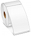 """Brand New Compatible DPC30256 Labels - 2 5/16"""" Width x 4"""" Length - Rectangle - Direct Thermal - White - 300 labels per box"""