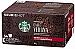 Starbucks Single Serve Coffee Caffe Verona 54 K-Cup Pods. Roast strength: Dark.