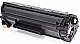 Brand new compatible CE85A black toner not remanufactured or refilled. Page Yield: 1,600 pages