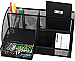 Winnable Desk Organizer with 5 compartments including drawer