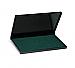 """Trodat Re-Inkable Stamp Pad - 1 Each - 4.38"""" (111.13 mm) Width x 2"""" (50.80 mm) Depth - Green Ink"""