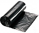 Strong black garbage bags prevent spills and tears. 100 bags/box. (Size: 42 x 48)