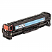 Brand new compatible DPCCE411A cyan toner not remanufactured or refilled. Page Yield: 2,600 pages
