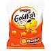Cheddar Goldfish Crackers 24 bags per carton